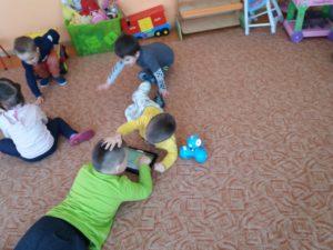 Programowanie dla dzieci zrobotami Dash iDot wJęzykowej Szkole Podstawowej Młody Kopernik iPrzedszkolu Michałek wWałbrzychu 05