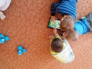 Programowanie dla dzieci zrobotami Dash iDot wJęzykowej Szkole Podstawowej Młody Kopernik iPrzedszkolu Michałek wWałbrzychu 04