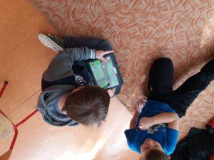 Zajęcia zprogramowania dla najmłodszych wSzkole Podstawowej Młody Kopernik